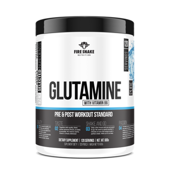 FireSnake Glutamine B6 600g